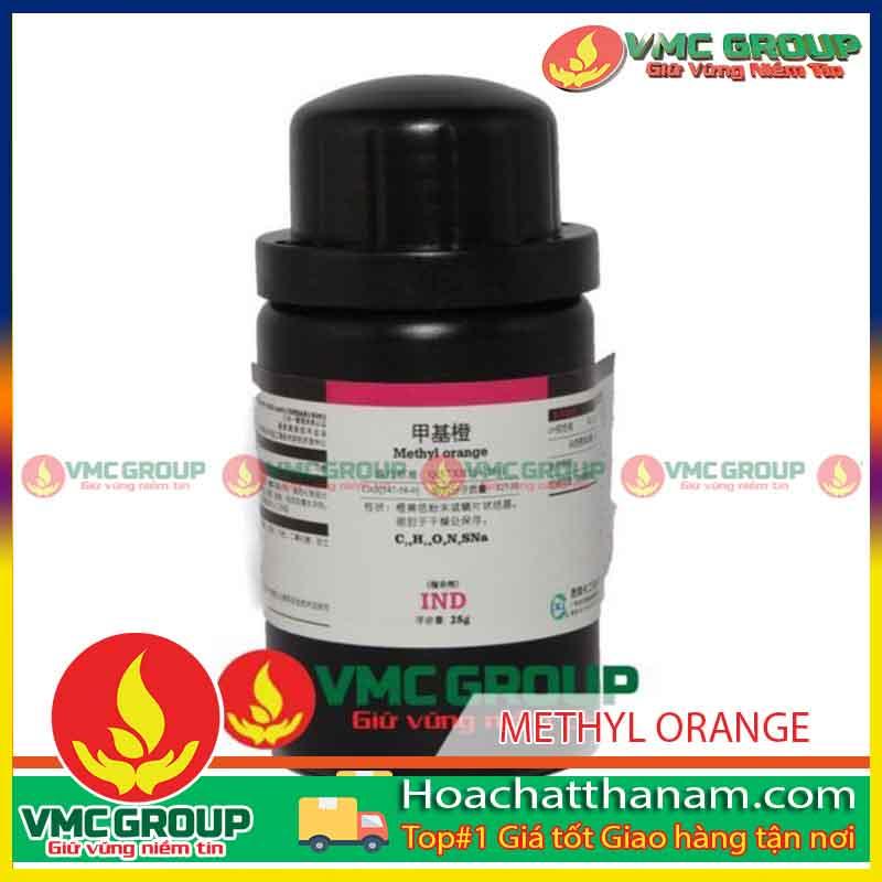 methyl-orange-c14h14n3nao3s-hchn